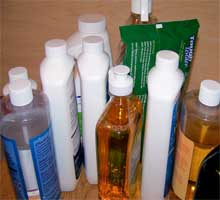 Causes of Air Pollution: Cleaning Products